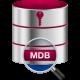 mdb - файловая база для 1с